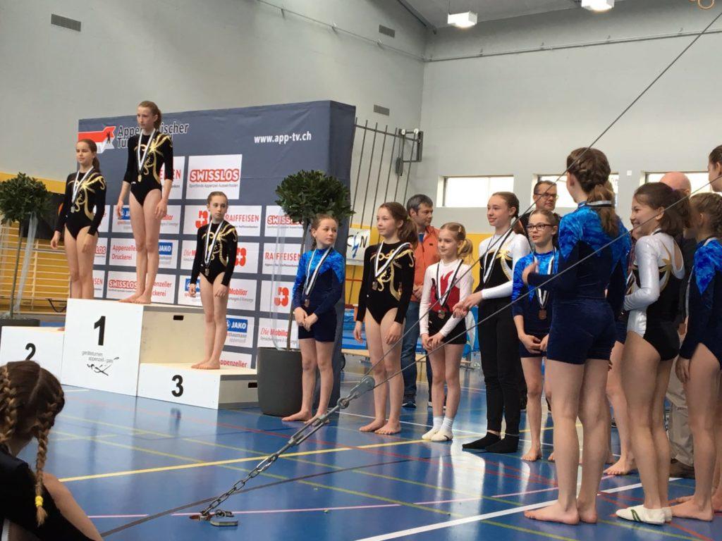 Appenzeller Meisterschaft 2016 Sara1